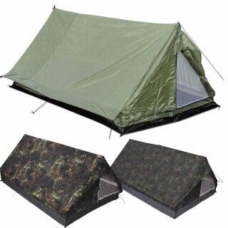 Zelt Minipack von MFH  für 2 Personen