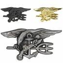 Metall-Anstecker / Pin Navy Seals
