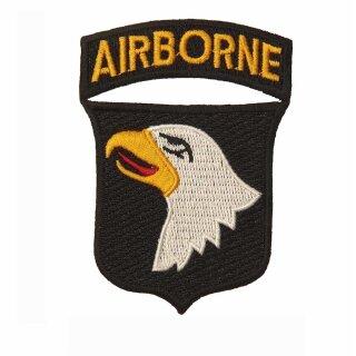 Stoff-Abzeichen Airborne 101st