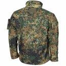 Fleece-Jacke Combat von MFH