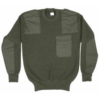 Pullover der Deutschen Bundeswehr, Farbe: oliv
