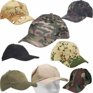 Baseball-Cap für Kinder, Mütze mit Schild, größenverstellbar