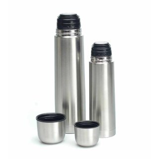 Edelstahl-Thermoskanne  500 ml oder 1000 ml