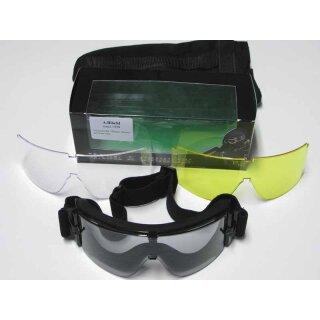 Schutzbrille Desert Storm GX-1000