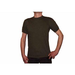 Unterhemd der Bundeswehr kurzarm Farbe: oliv