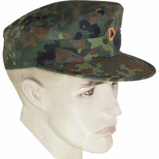 Bundeswehr Feldmütze in 5-Farben flecktarn - Heer