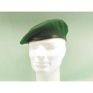 Original Bundeswehr Barett Farbe:grün gebraucht