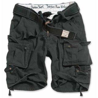 Shorts Divison von Surplus,  Farbe: schwarz