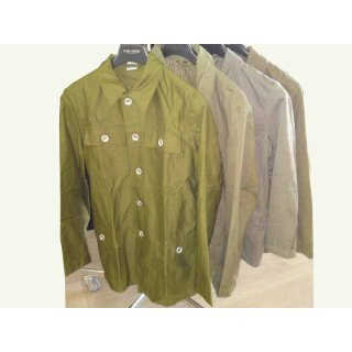 Jacke / Schutzjacke / Arbeitsjacke NVA versch. Farben