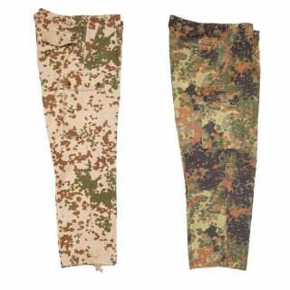 Original Bundeswehr Feldhose Outdoor Hose flecktarn oder tropentarn, gebraucht