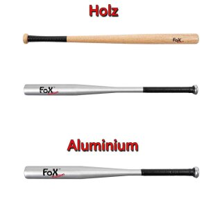Baseballschläger von MFH  ( ALU oder Holz)