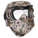 Gesichtsschutzmaske Fight von MFH