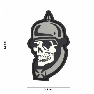WW I Skull #20046