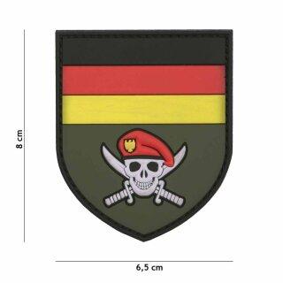 German Skull #2068