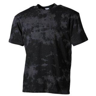 Batik schwarz